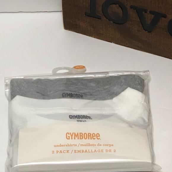 Gymboree Other - NWT - Gymboree Boys 2 Pack Undershirts